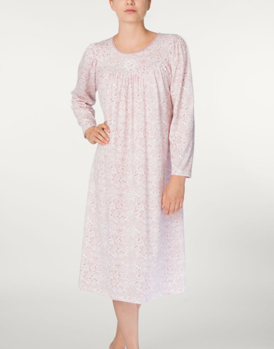 Calida LADIES NIGHTSHIRT, 33000, 315-VintageRose